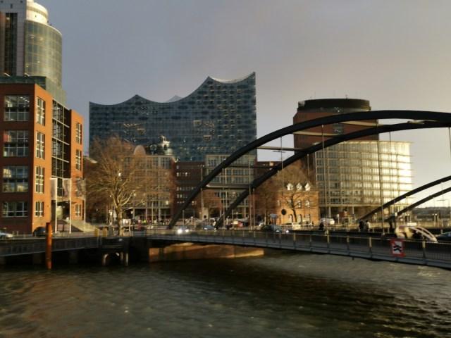 Die Elbphilharmonie in Hamburg - Veranstaltungsort der Xing New Work Experience 2019