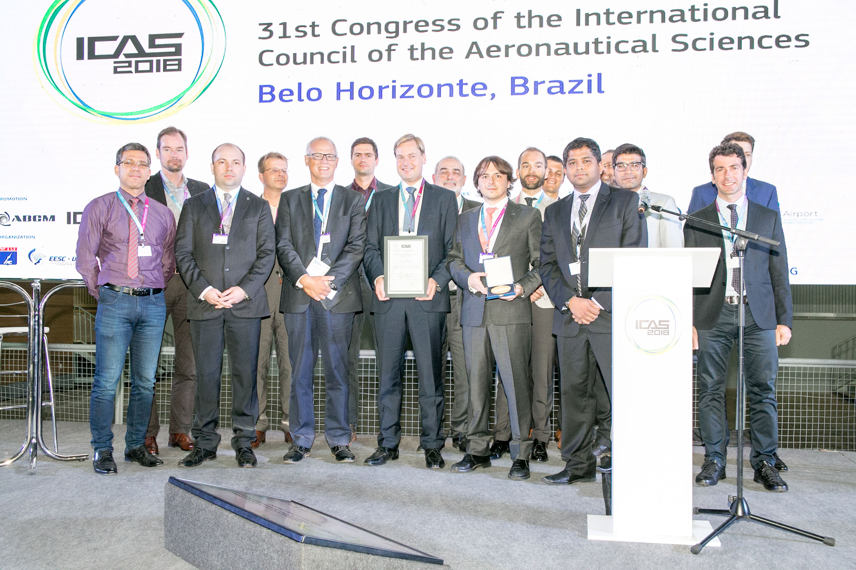 ICAS Award for Innovation in Aeronautics – AGILE