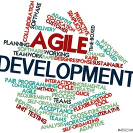 Agile and kicking!
