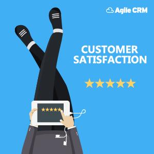 Focus on customer satisfaction