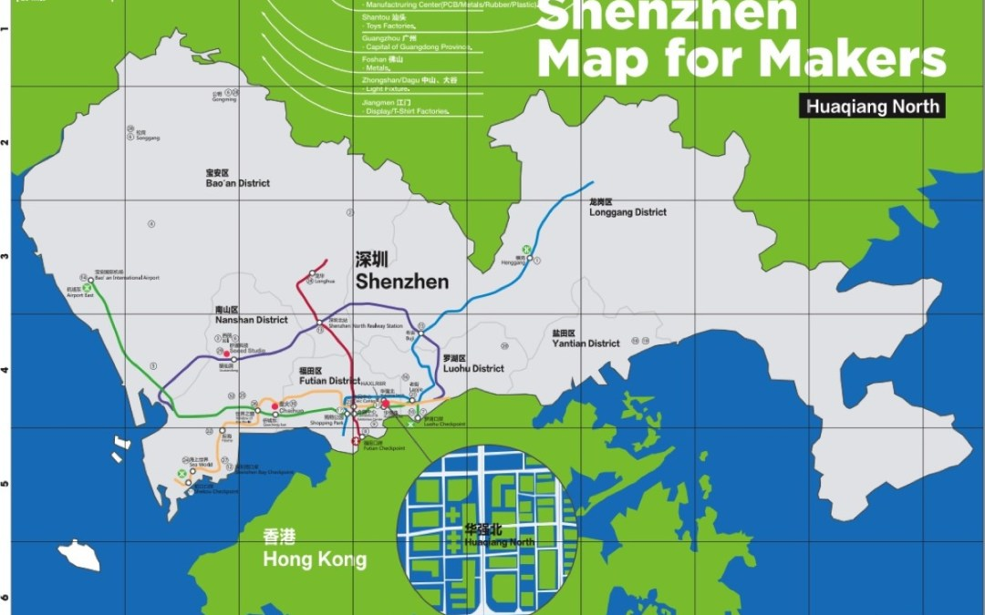 Shenzhen – The Insider's Guide to Manufacturing