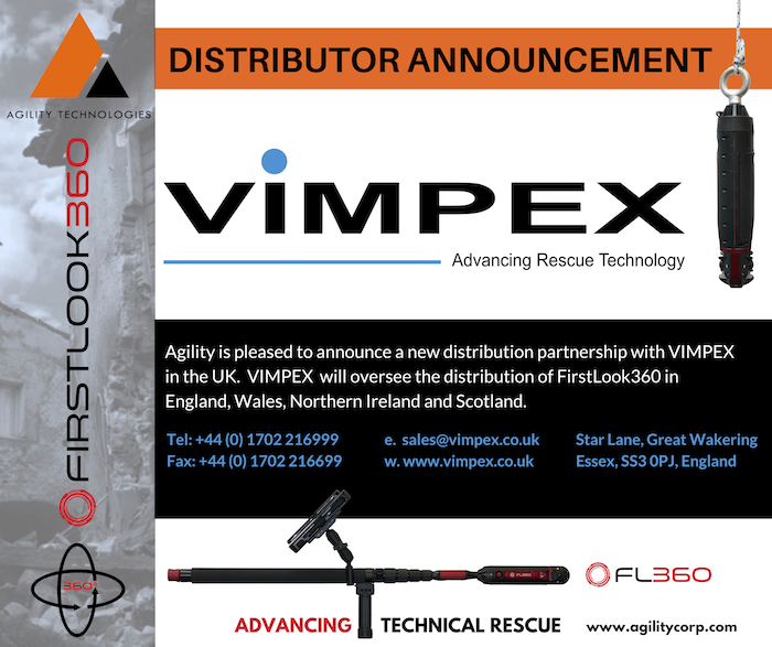 NEW Distribution Partner – Vimpex UK
