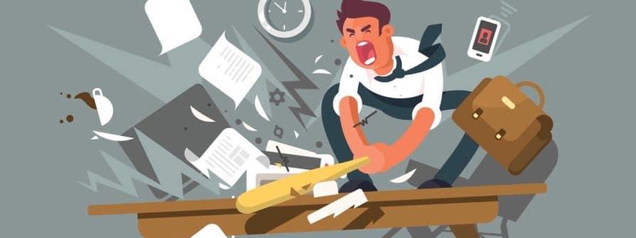 نتيجة بحث الصور عن satisfy an angry employee