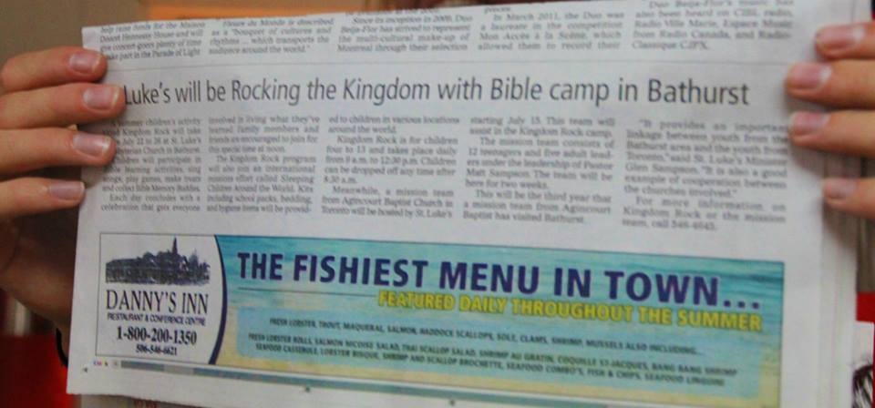 VBS gaining publicity