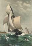 painting A Winning Yacht