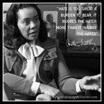 Coretta Scott King Quote