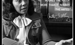 Coretta Scott King Quote
