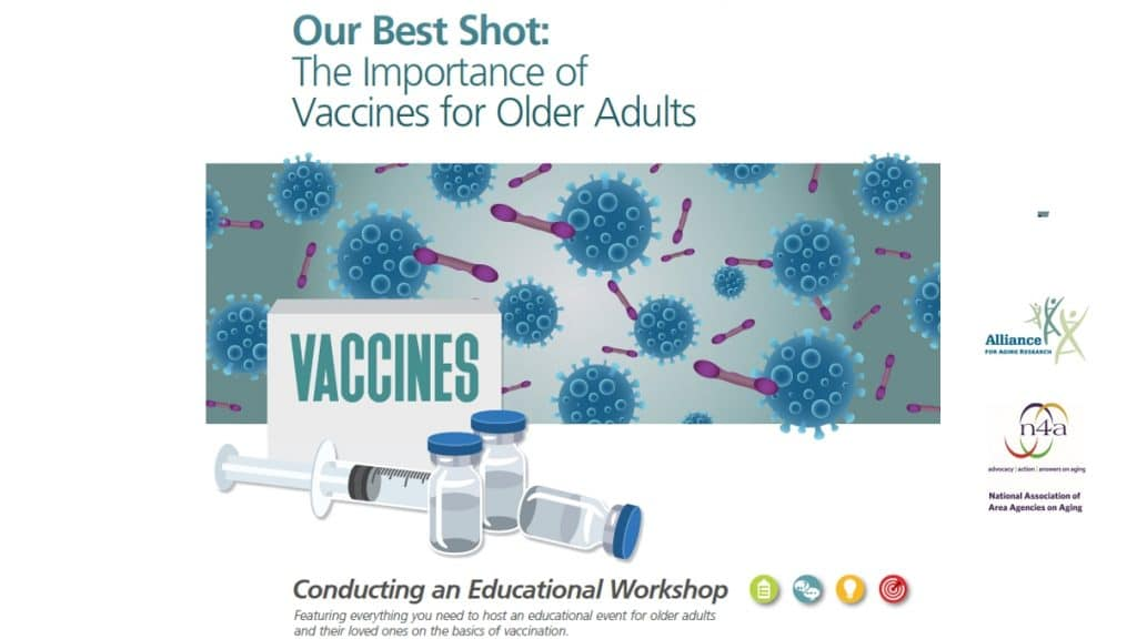 diagram of how vaccines work wiring for car stereo toyota our best shot the importance older adults workshop kit is designed community leaders hosting workshops seniors and their caregivers on basics vaccination