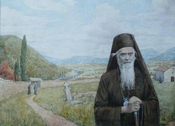 Πως να αποδείξω το Θεό; Άγιος Νικόλαος Βελιμίροβιτς