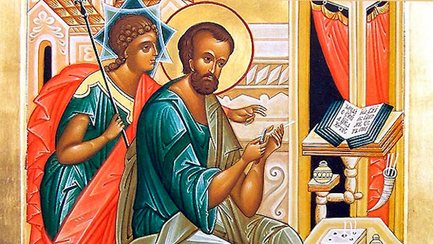 Ὁ Εὐαγγελιστής Λουκᾶς καί οἱ πρῶτες εἰκόνες τῆς Παναγίας