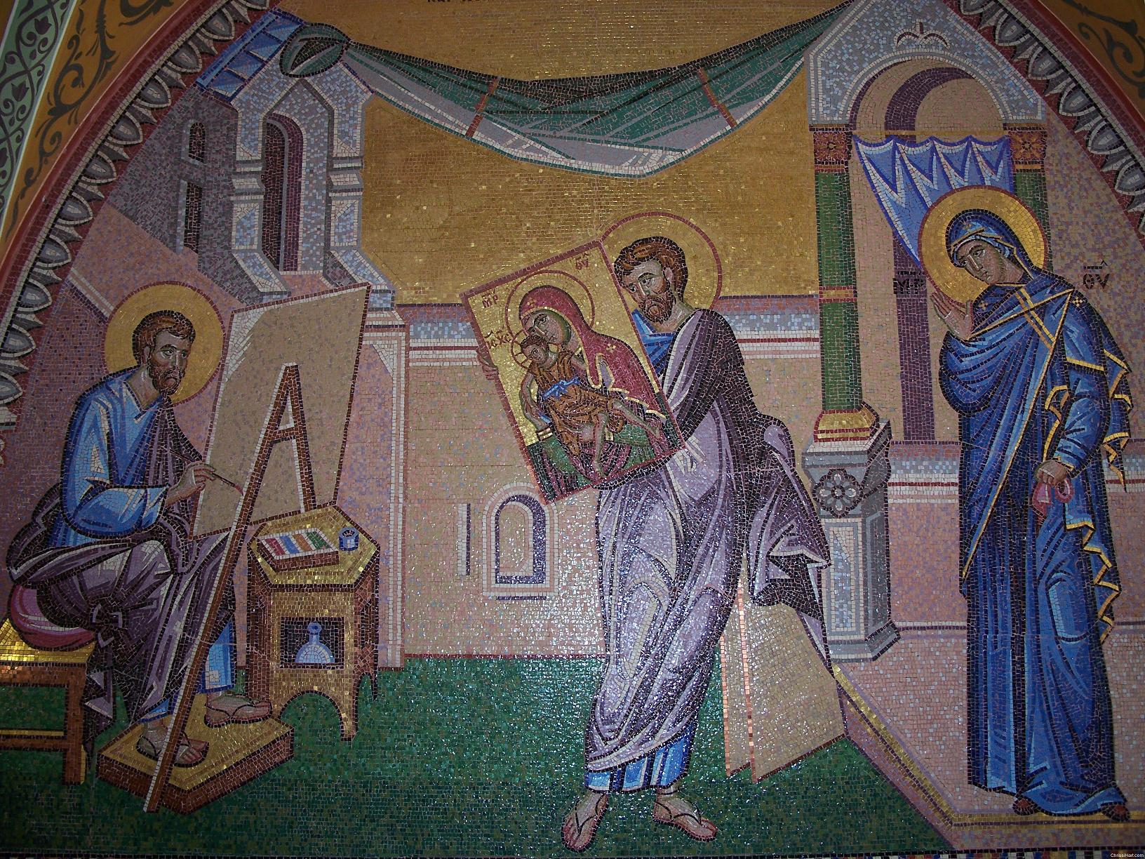 Υμνολογικό απάνθισμα της εορτής του Αγίου ενδόξου Αποστόλου & Ευαγγελιστού Λουκά