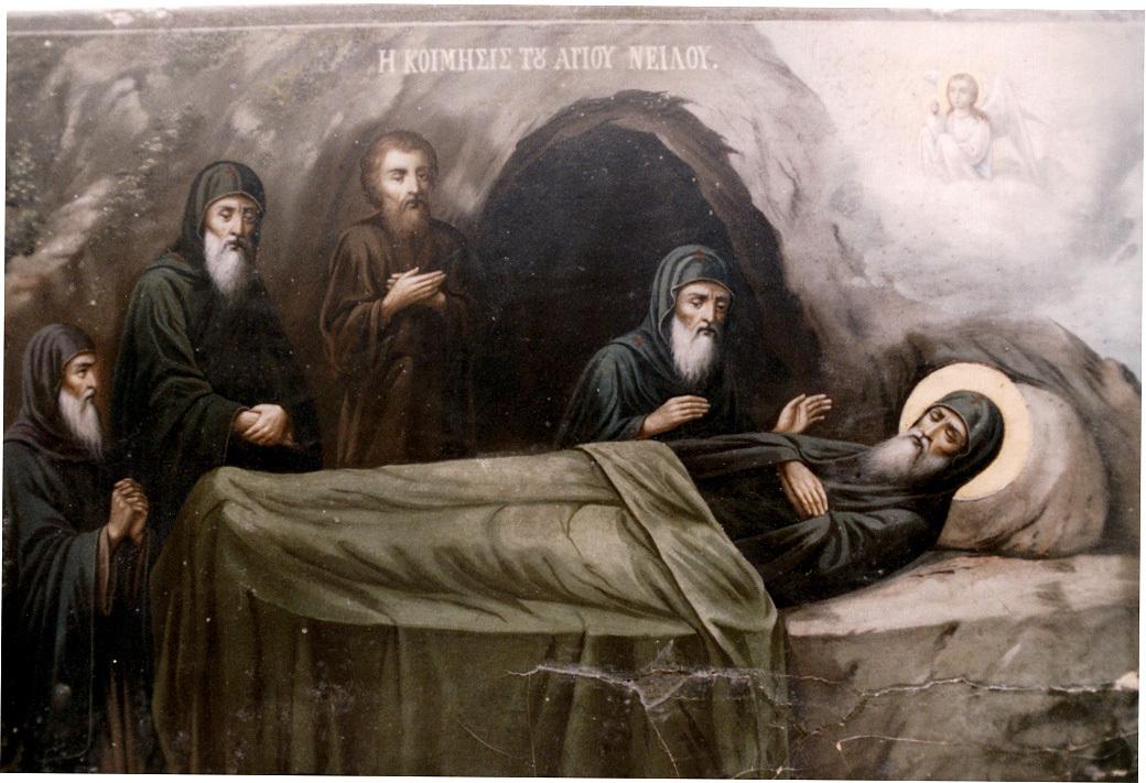 Προφητεία Αγίου Νείλου του Μυροβλήτη