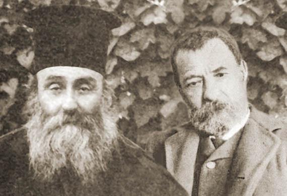 O Όσιος γέροντας των ημερών μας Φιλόθεος Ζερβάκος για τον Άγιο Νικόλαο Πλανά