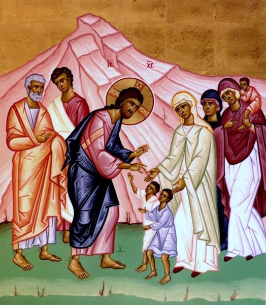 Γέροντας  Μωυσής Αγιορείτης: Η ανατροφή των παιδιών