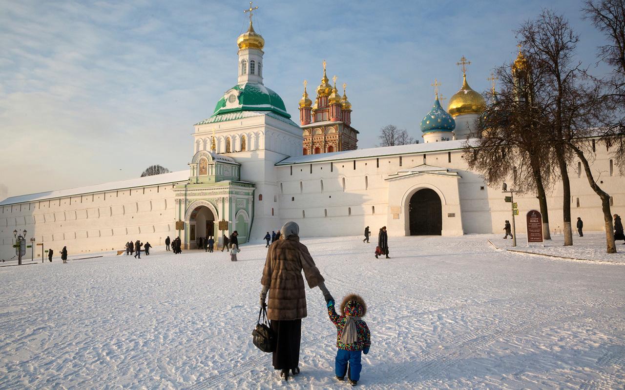 Το µέλλον της Ρωσίας και το τέλος του κόσμου ~ Π. Σεραφείμ Ρόουζ