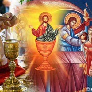 Αποτέλεσμα εικόνας για Ο Κύριος μας εξαφανίζεται από το Άγιο Δισκοπότηρο! (Θαυμαστό περιστατικό)