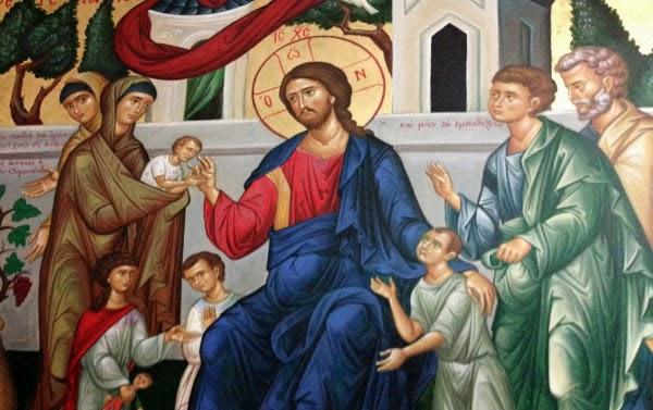 Κράτα με, Χριστέ μου, μη σου φύγω!
