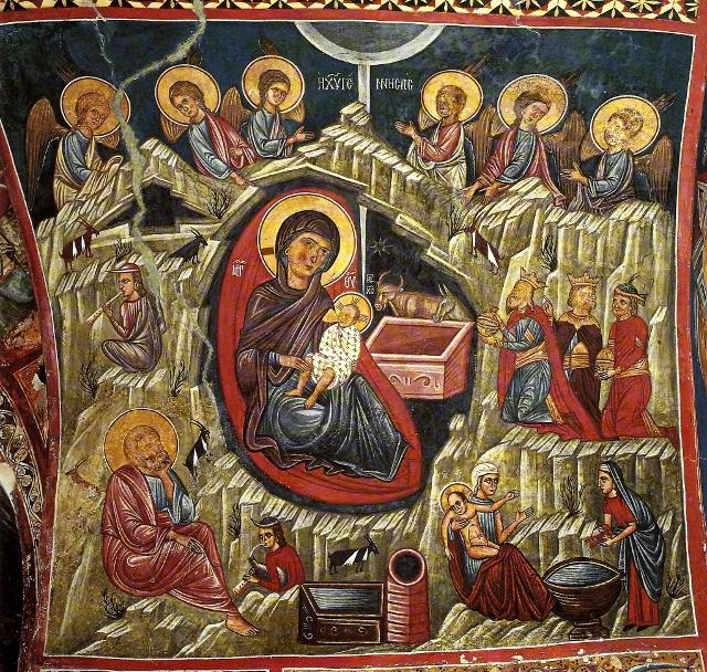 Η Νηστεία των Χριστουγέννων και το Σαρανταλείτουργο