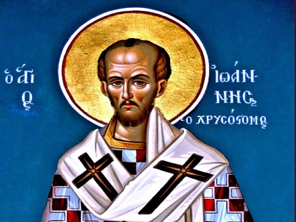 Πώς ο άγιος Ιωάννης ο Χρυσόστομος έλαβε το χάρισμα της κατανόησης των θείων Γραφών!