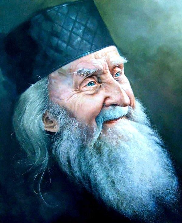 Άγιος Γέροντος Σωφρονίου (Σαχάρωφ) του Έσσεξ Λόγια Αιώνιας Ζωής