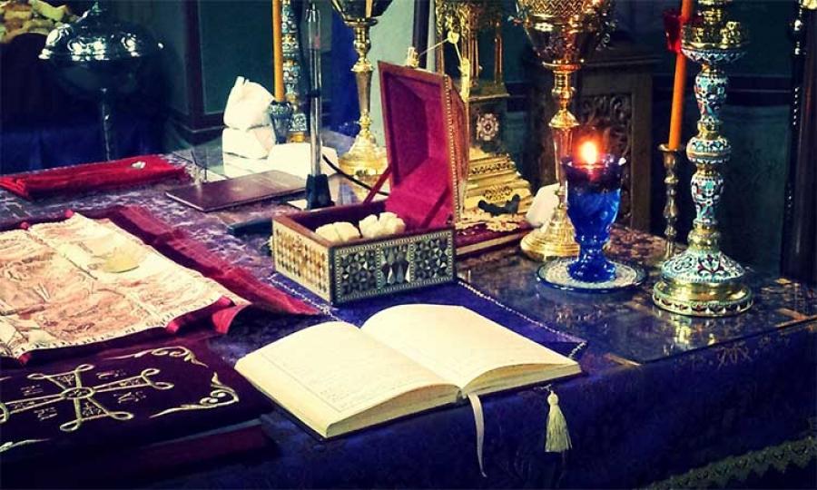 Τι είναι η Λειτουργία των Προηγιασμένων Δώρων που τελείται κατά τη διάρκεια της Μεγάλης Σαρακοστής;