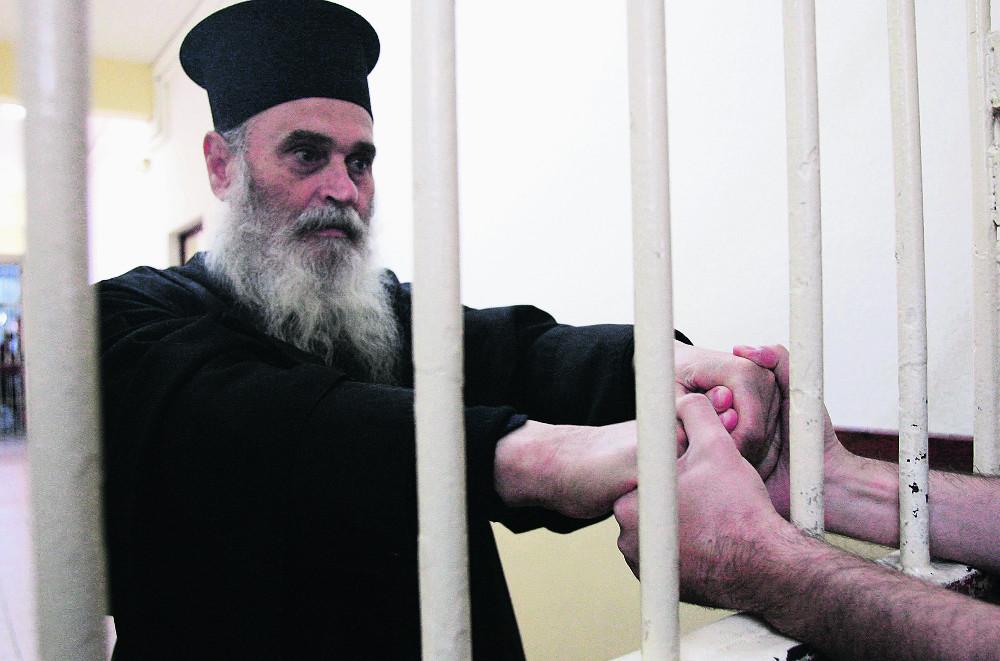 Εκοιμήθη ο «Άγιος των Φυλακισμένων»,αρχιμανδρίτης Γερβάσιος Ραπτόπουλος, μια φωτισμένη μορφή της Ορθοδοξίας