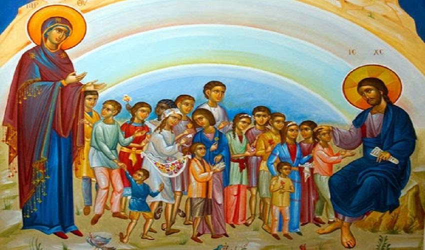 Ο γέροντας Φιλόθεος για την ανατροφή των παιδιών