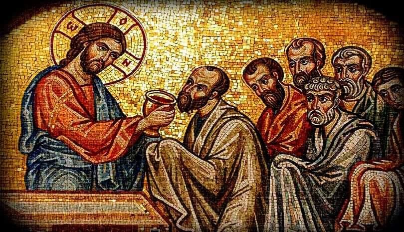 Θεία Λειτουργία: Η προσαγωγή τοῦ Υἱοῦ στόν Πατέρα