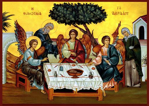 Τα χαρίσματα του Αγίου Πνεύματος ~ Αγίου Ιωάννου του Χρυσοστόμου