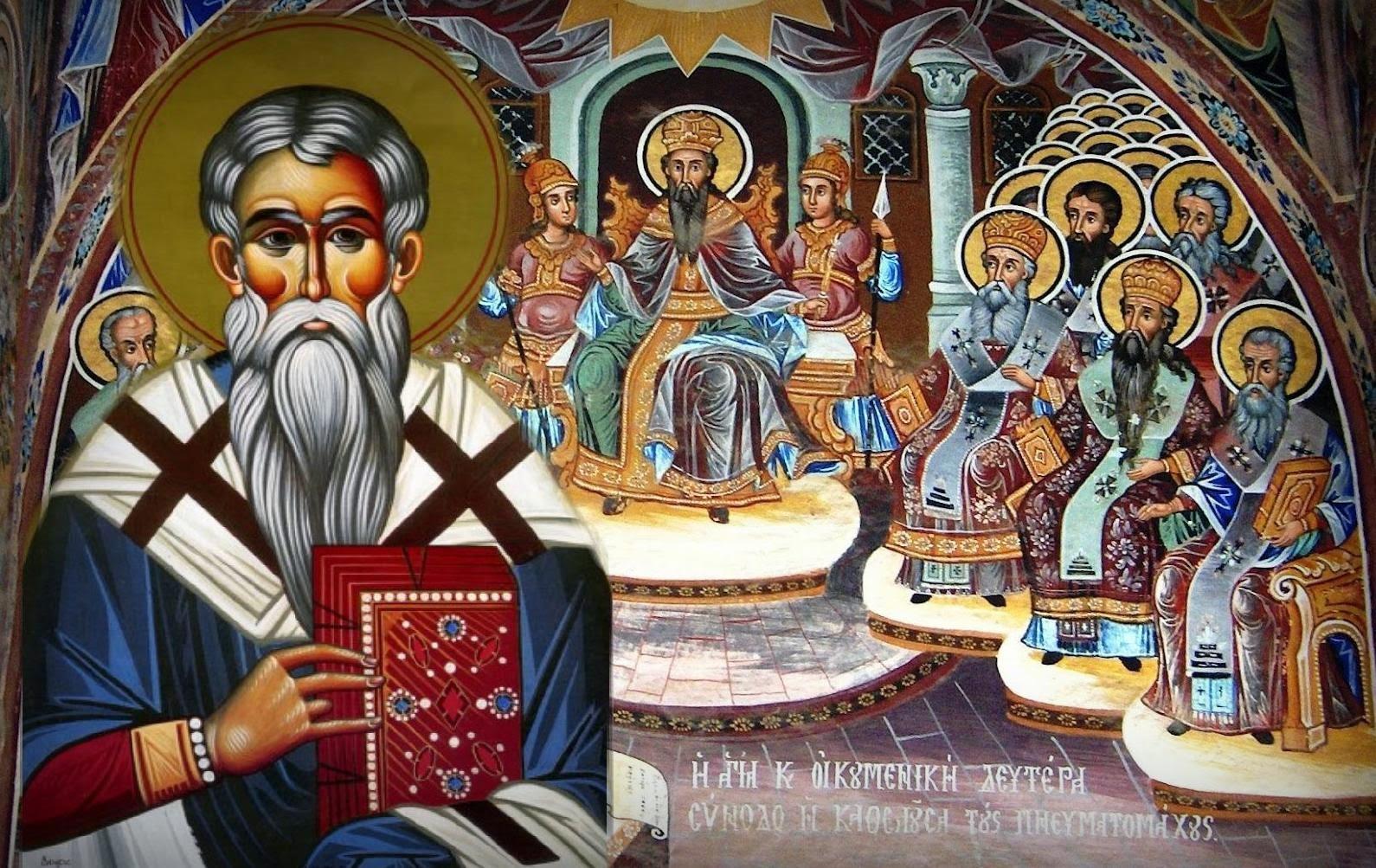 Η Εκκλησία δεν διαιρείται! Οι σχισματικοί και οι αιρετικοί αποσπώνται από την μοναδική αδιαίρεση Εκκλησία!