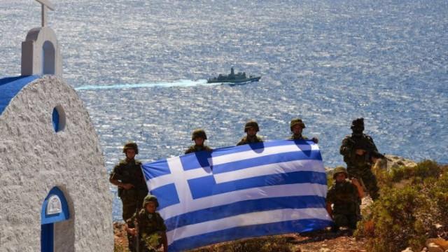 Mετά τον Τρίτο Παγκόσμιο  Πόλεμο θα χρησιμοποιηθούν οι Έλληνες για να διαδώσουν το Ευαγγέλιο  σε όλο τον κόσμο