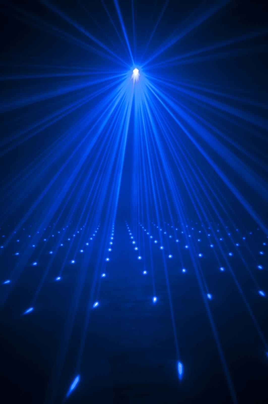AMERICAN DJ Royal 3D II Blue Amp Green Laser Effect Agiprodj