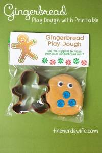 Gingerbread kid crafts and diy! - A girl and a glue gun