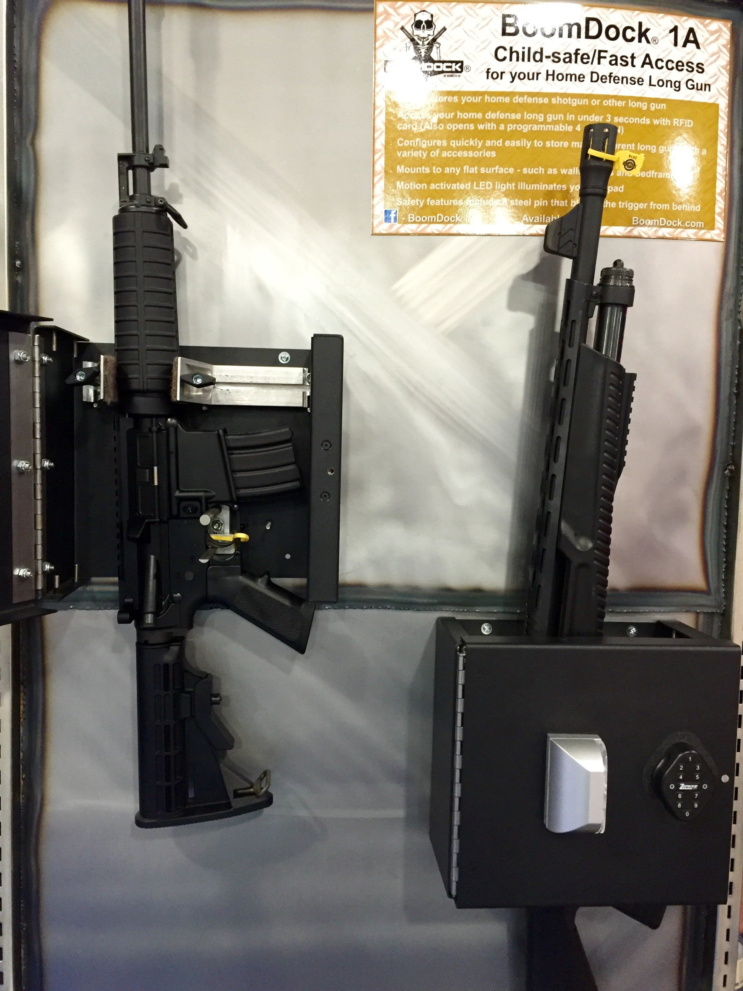 Safe Storage Options for New And Not So New Gun Owners