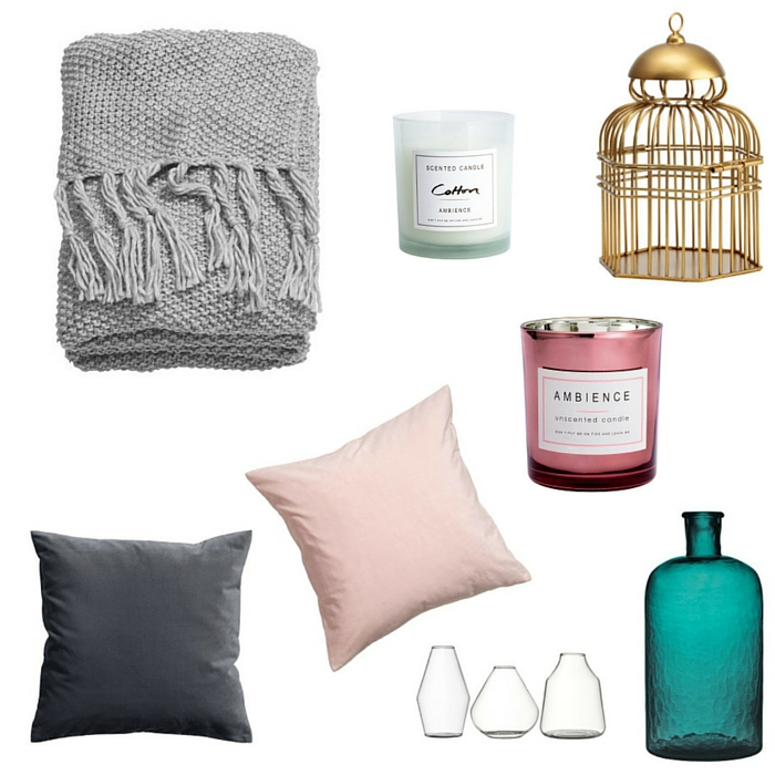 H&M Home Wish List