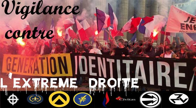 Violence et implantation de l'extrême droite dans le quartier du Vieux Lyon.