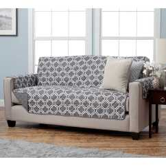 Light Grey Sofa Covers Steel Design Photo Waterproof Perfect Fit