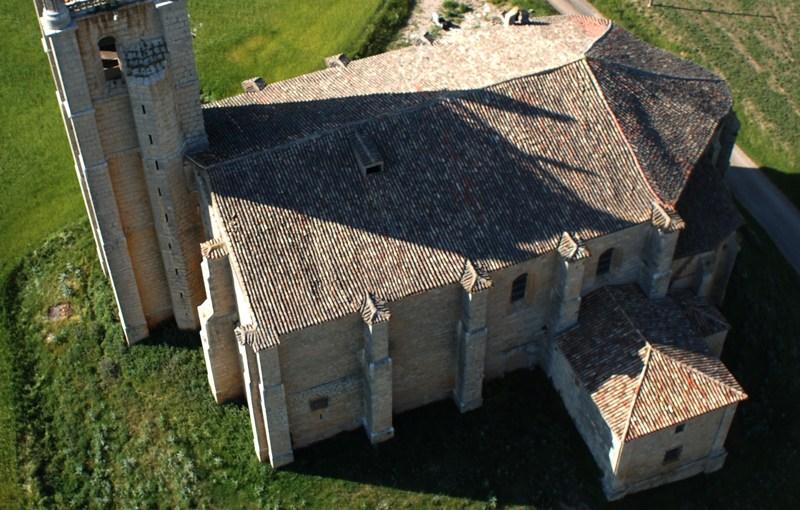 Iglesia de Villasandino