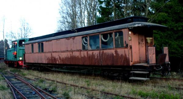 AGJ vagn 30. Foto: Mats Andersson