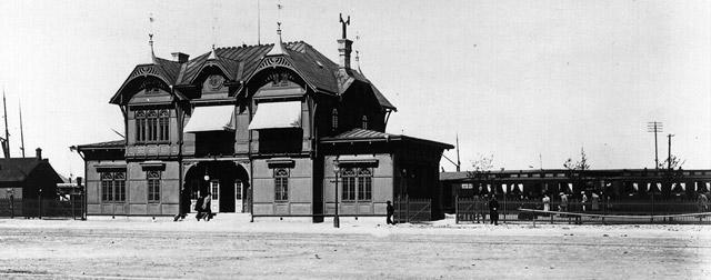 Göteborg Västgöta. Foto: Stig Nybergs samlingar / Sveriges Järnvägsmuseum