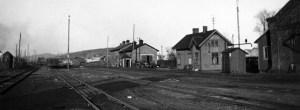 Foto: Stig Nybergs samlingar / Sveriges Järnvägsmuseum