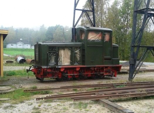 HBA 2 målad. Foto: Lars Johansson