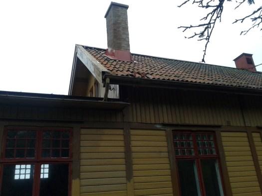 Kvarnabo station. Foto: Lars Johansson