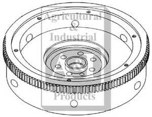 International Tractor Flywheel 3218731R92