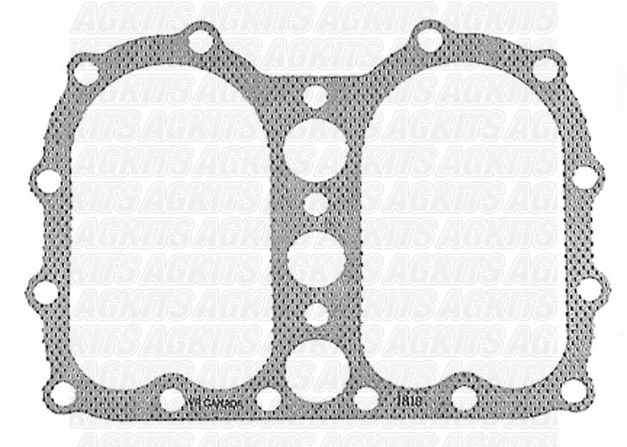 Wisconsin VG4D Cylinder Head Gasket