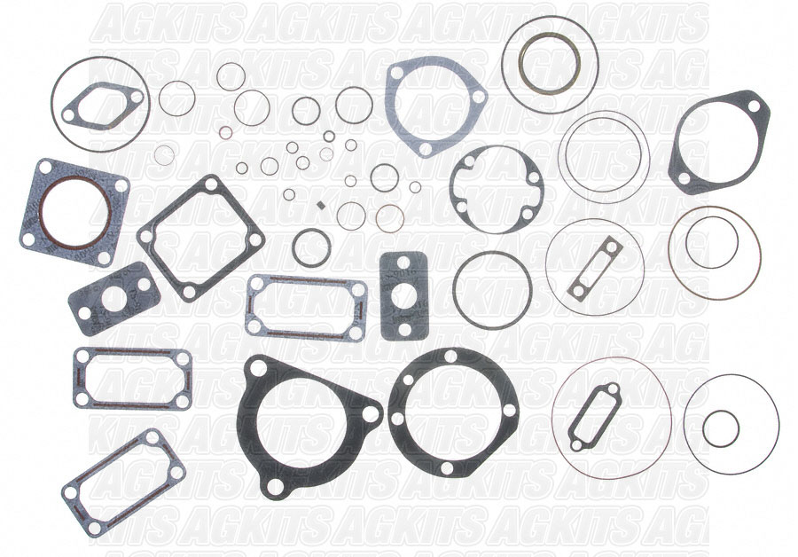 Cummins L10, M11 Late Model (OE# 4089998) Lower Set (McBee)
