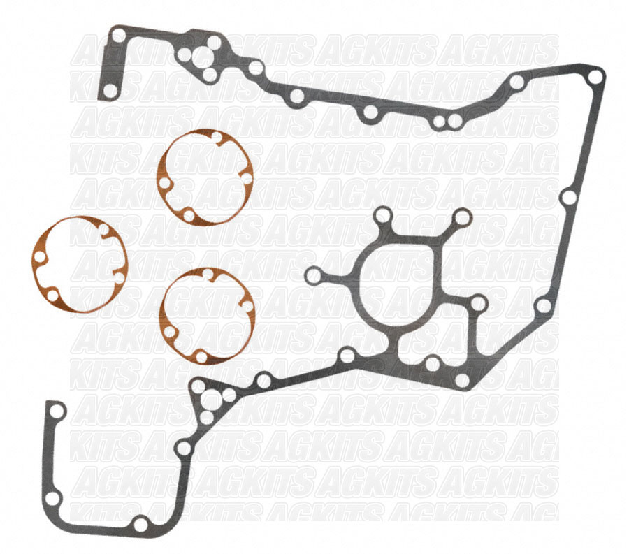Cummins L10 Lower Gasket Set 3803404