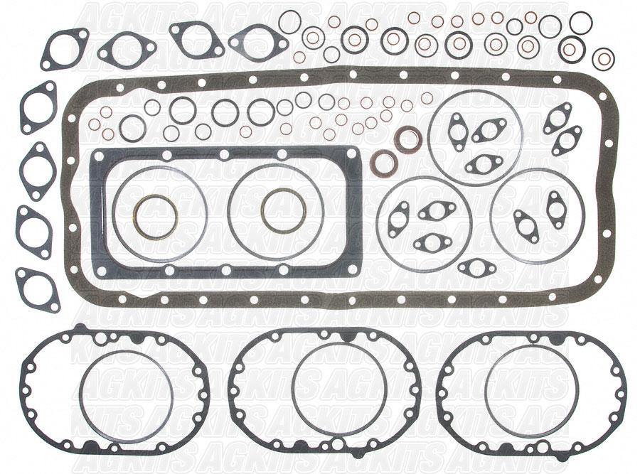Detroit Diesel 8V92 5199674, 5117231 Inframe Overhaul Set
