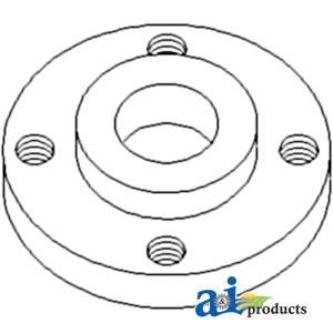 Case/International Water Pump Hub 368501R2
