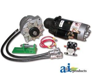 John Deere 24V to 12V Starter Conversion Kit